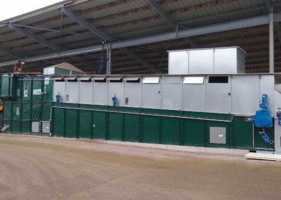 Conveyor Drier Alvan Blanch CD16000 - Hemp Drying System