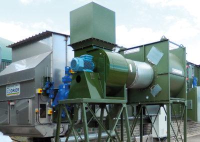 Conveyor Drier Alvan Blanch PCD7900