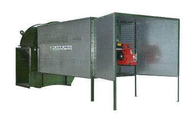 Fan Heater Unit