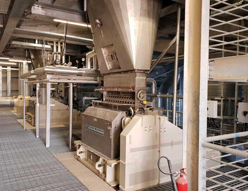 Flaking Mill - Alvan Blanch