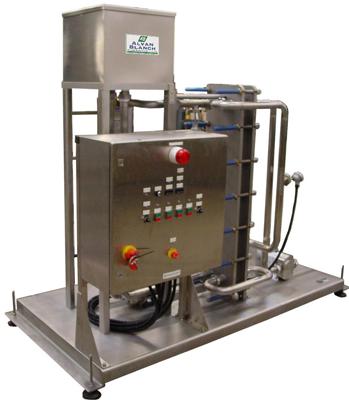 Pasteuriser - Alvan Blanch