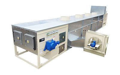 Single Flow Dryer