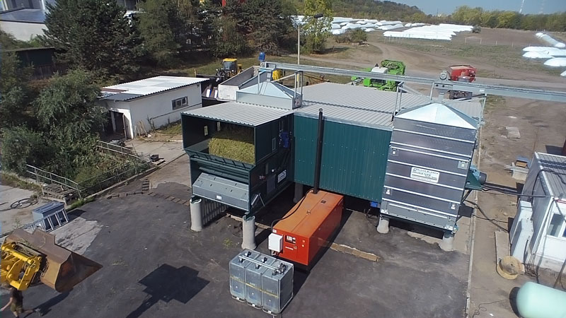 Drying Solutions with Alvan Blanch CD Dryer and DF Dryer