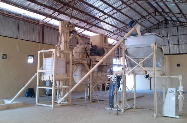 Cassava Processing System - Alvan Blanch