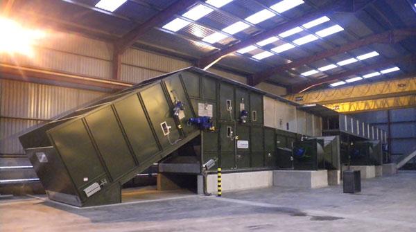 Alvan Blanch Seaweed Dryer