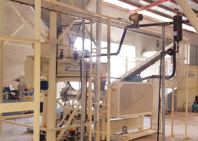 Feed Mill With Steam Extrusion – For Fish Feed – Abuja – Nigeria – 1t