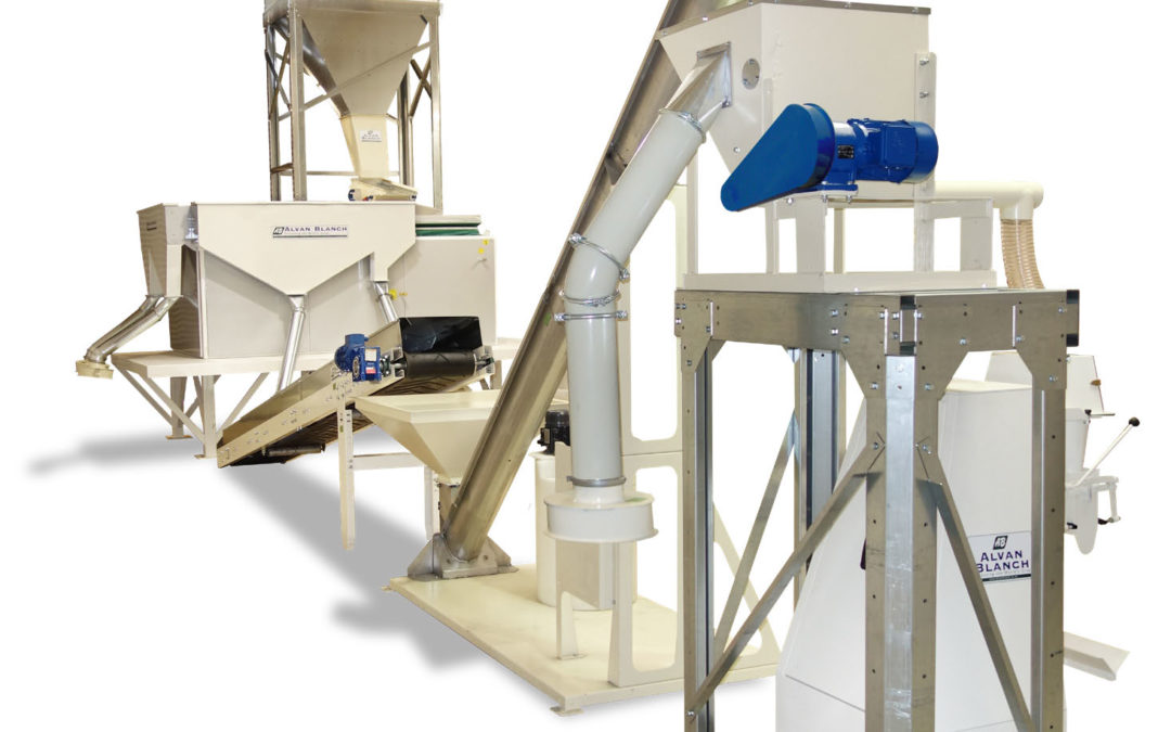 Gravity Separation and Chemical Treating System For Seed – Uganda