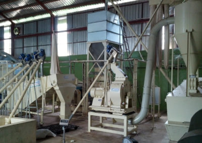 Feed Mill With Steam Extrusion – For Fish Feed – Kwara State – Nigeria