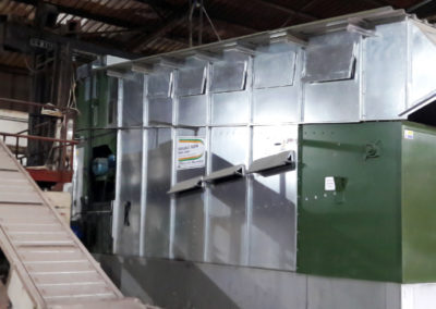 Double Flow Cocoa Drying System – Ondo State – Nigeria