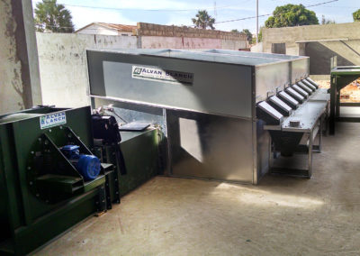 Maize Shelling Drying and Cleaning System – Banjul – Gambia
