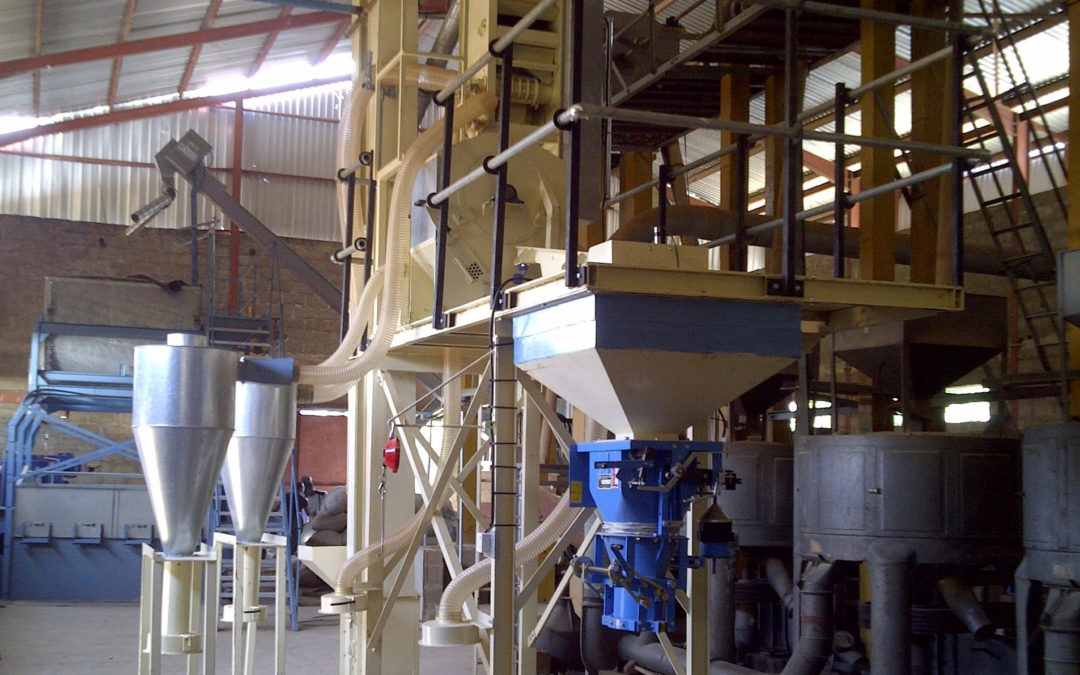 Rice Parboiling and Milling System – Kebbi State – Nigeria