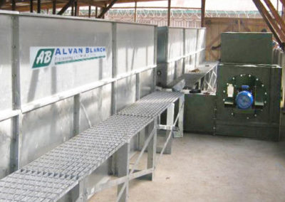 Cocoa Drying System – Kenema – Sierra Leone