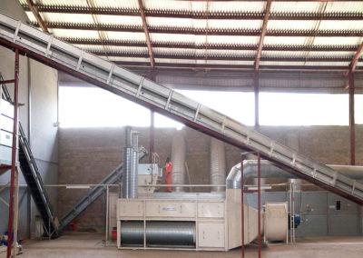Cocoa Drying System – Ondo State – Nigeria