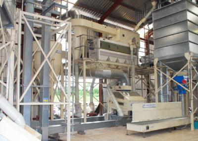 Grain Cleaning Drying and Bulk Storage – Ilorin – Nigeria