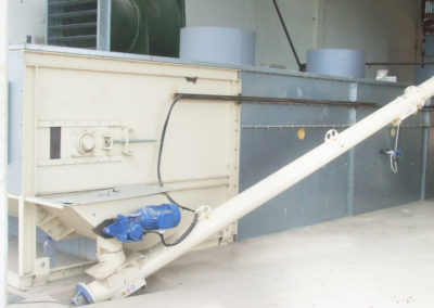 Maize Drying and Cleaning System – Agogo – Ghana