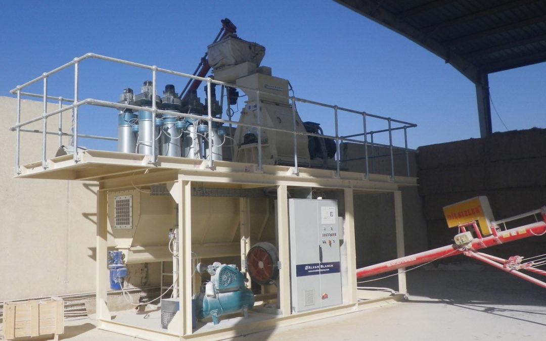 Maize Milling System – Doha – Qatar