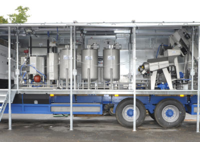 Mobile Fruit Juice Processing System – Nigeria