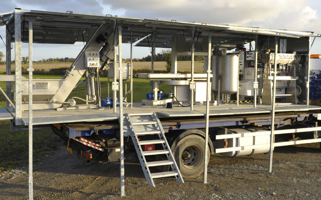 Mobile Fruit Juice Processing System – Zambia