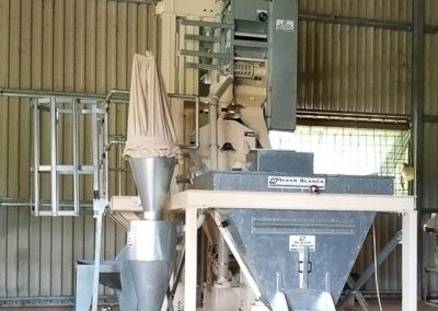Rice Mill with Cleaning & Destoning – Liberia