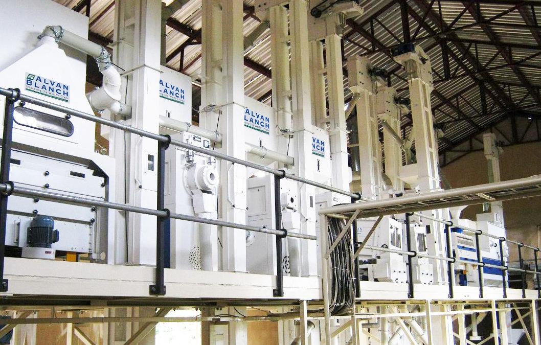 Rice Milling System – Abakaliki – Nigeria