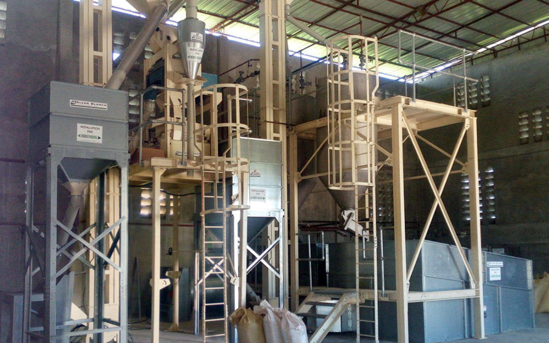 Rice Parboiling and Milling – Haiti