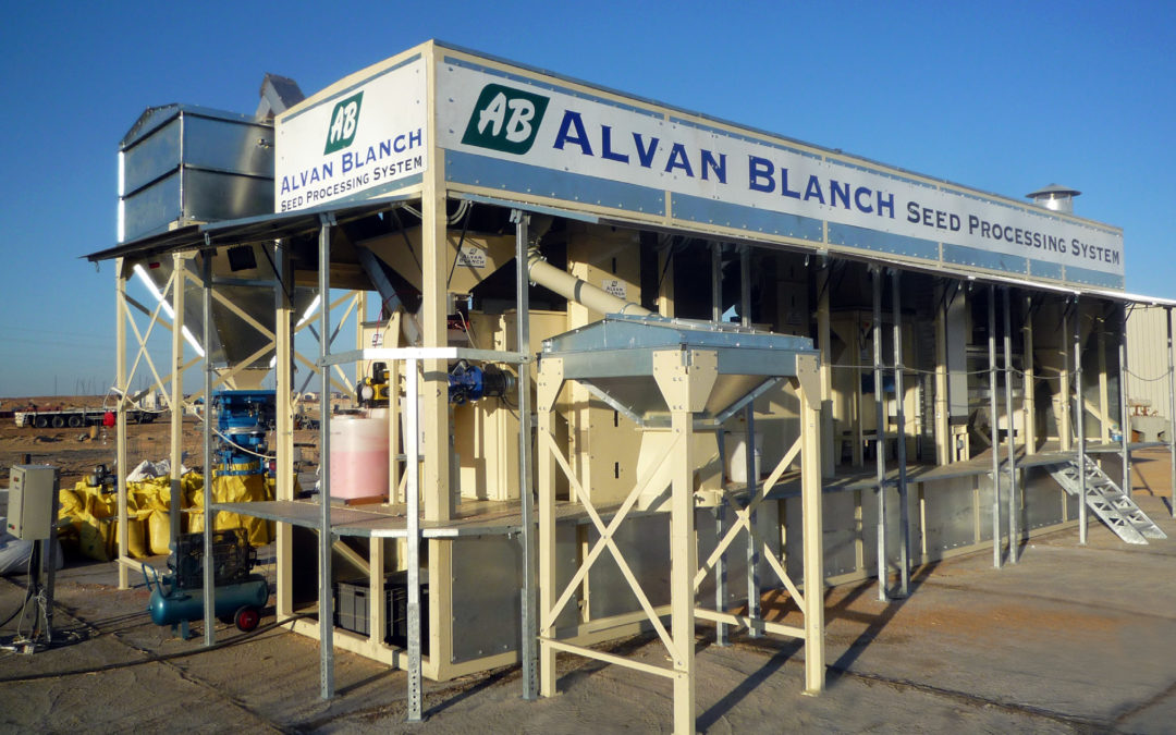 Skid Mounted Seed Cleaning Plant – Egypt & Sudan