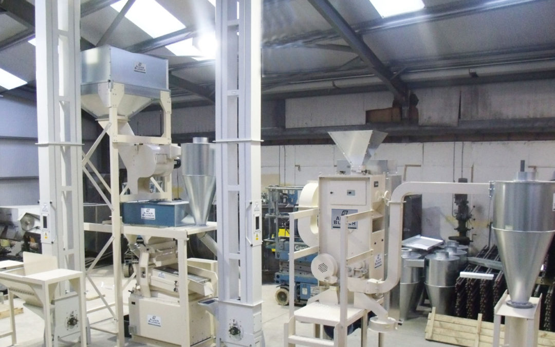Rice Cleaning Destoning and Milling System – Ilorin State – Nigeria