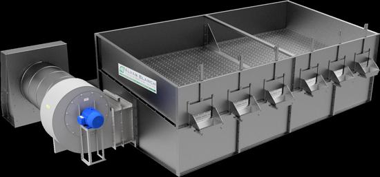 Batch Dryer - Alvan Blanch