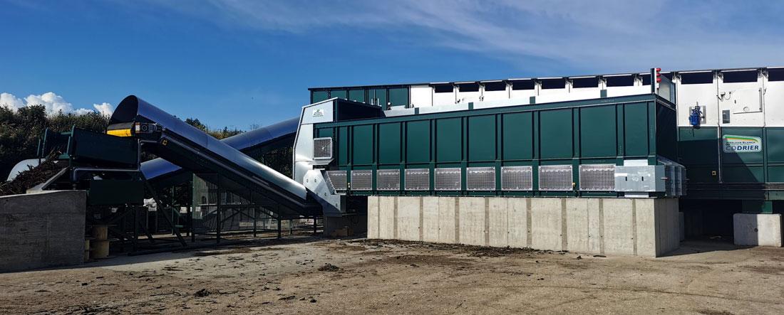 Alvan Blanch Feeding Systems Apron Feeder and Conveyor Drier UK 1
